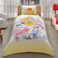 Постель винкс стелла фея постельное белье Tac Disney Winx Stella Water Colour подростковое
