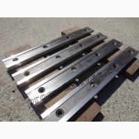 Ножи гильотинные 550х60х16 Н475 сталь 6ХВ2С
