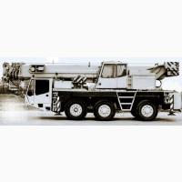 Продаем автокран TEREX DEMAG AC-155, 50 тонн, 1994 г.в