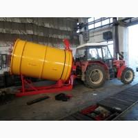 Измельчитель тюков соломы навесной 505M XL