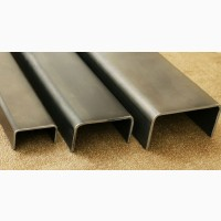 Швеллер гнутый стальной 120х50 мм
