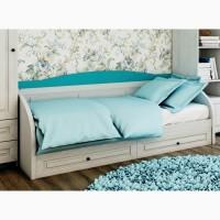 Кровать диван Адель с выдвижными ящиками