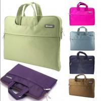 Сумка Kade Laptop Bag для ноутбука для ультрабука (размер 13-14, малиновая матерчатая ней