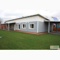 Уникальный одноэтажный энергосберегающий дом