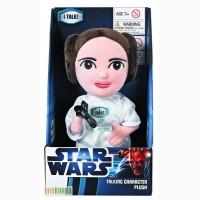 Продам мягкая говорящая игрушка Принцесса Лея Звездные войны Star Wars