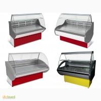 Вітрини холодильні -6.+6С для свіжого мяса/риби (універсальні мясні)