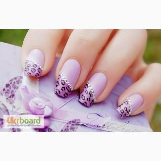 Черные Ногти Дизайн Фото Короткие