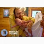 Организация крестин ребенка в Одессе