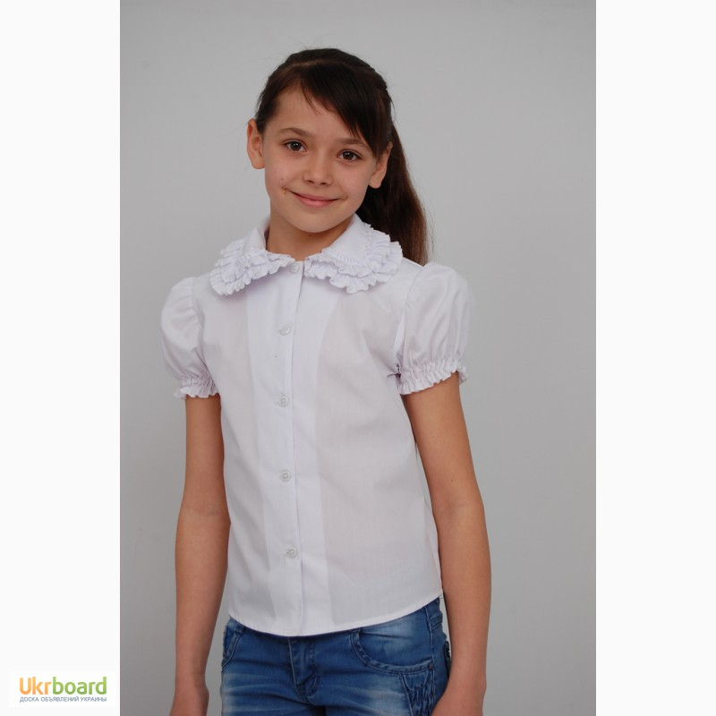Детские блузки для девочек в Воронеже
