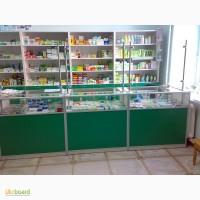 Мебель для аптек под заказ от производителя