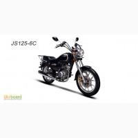 Jianshe JS125-6C (Yamaha)