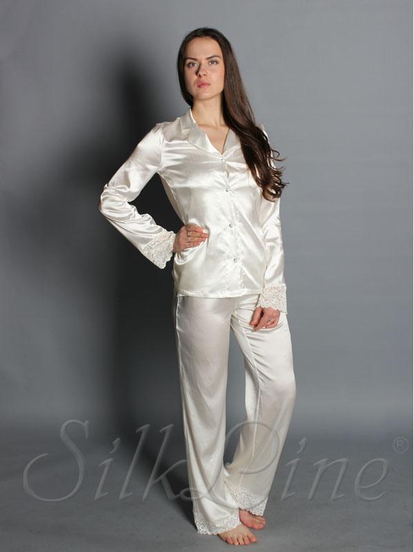 ab65f657d5dd Продам/купить шелковая пижама женская