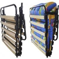 Раскладушка - кровать на ламелях ДАНА