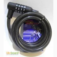 Велозамок противоугонный Tonyon TY506 12mm-2000mm Велозамок (bicycle lock) Tonyon TY506 с