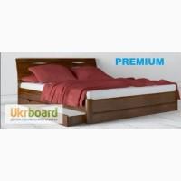 Деревянная кровать от производителя с доставкой