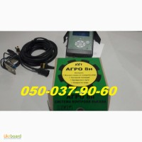Система контроля АГРО-8Н (НИВА12) +датчик скорости в комплекте на сеялки СУПН-8, Упс-8Веста