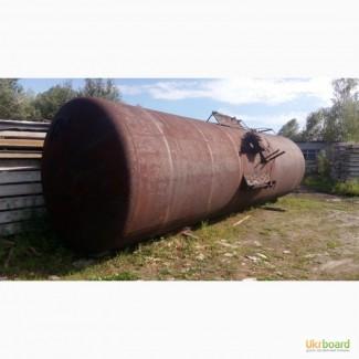 Ёмкости, бочки, резервуары металлические от 1 до 100 кубов