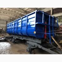 Переоборудование тракторный прицепов 1ПТС-9, 3ПТС-12