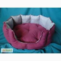 Лежанка кроватка лежак для кошки собаки собачки место мягкое для кота мягкая
