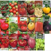 Семена овощей: Томаты (помидоры)