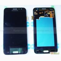 Дисплей с сенсором Samsung Galaxy J5 J500H (Black) модуль, GH97-17667B (оригинал)