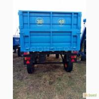 Причіп тракторний 2ПТС-4 Зернотех