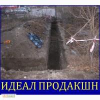 Рытье фундаментов Одесса