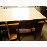 Продаются небольшие офисные компьютерные столы + стул