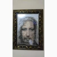 Продам ікону Туринська плащаниця, Обличчя Ісуса Христа
