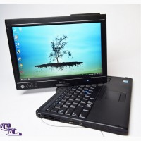Ноутбук-трансформер Dell LATITUDE XT2 (PP12S) C2D U9600 3GB RAM 160GB HDD WIN10 Лицензия