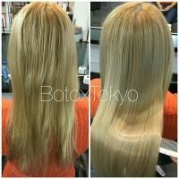 Ботокс для волос от HonmaTokyo