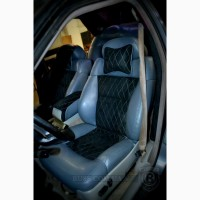 Обшивка перетяжка салона авто, перетяжка сидений сидінь