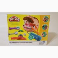 Игровой набор Play-Doh Мистер Зубастик, с пластилином