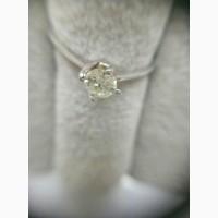 Кольцо с бриллиантом 0.45карата