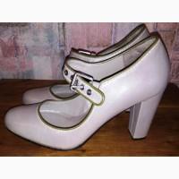 Кожаные туфли Rockport, 40-41р