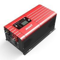 Преобразователь MUST 3000W 24V чистая синусоида инвертор