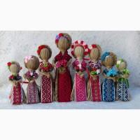 Лялька-мотанка Берегиня Зріст 10, 15, 18, 22, 26 см. Handmade. Подарунок-оберіг