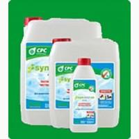 SynClean -средство для удаления орга-их и неорг-ких жиров(синтетический заменитеь щелочи)