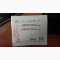 Иголки для шприц ручки ALEXPHARM