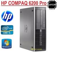 Системный блок HP Compaq 6200 / i5-2400 (3.1-3.4 ГГц) / RAM 4 / HDD 500 Гб