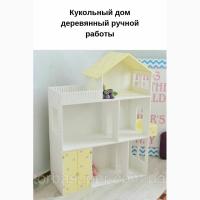 Дом для Барби TorbaSuper, ручной работы