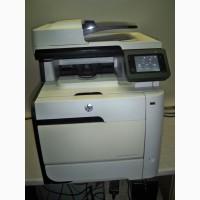 Продам МФУ HP Laserjet Pro M475dn цветной лазерный принтер/сканер/копир/факс/сеть