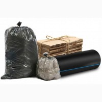 Покупаем отходы (пленка, макулатура, пластмасса)