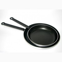 Сковорода профессиональная, для ресторана, кафе, алюминивая 32 см, Restoposud