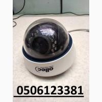 Видеокамера Oltec LC930SVF купольная цветная с ИК подсветкой