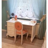 Письменный стол Эльза однотумбовый из дерева