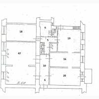 Продам в Одессе офис 140 м, зал 50 м, 5 кабинетов Пушкинская/ Троицкая офис