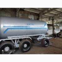 Бочка МЖТ-16 трехосная (для навоза, КАС или воды)