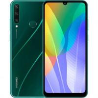 Смартфон Huawei Y6P 3/64GB Emerald Green Octa Core