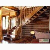 Лестница деревянная под заказ.
